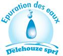 DELEHOUZE sprl Traitement des eaux Logo